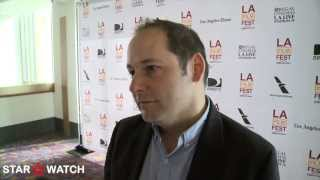 Tom Donahue red carpet interview at 2013 Los Angeles Film Festival