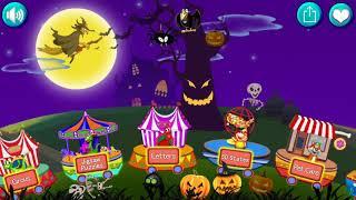 Joyland Halloween Video for Toddler and Preschoolers