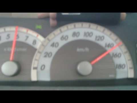 Toyota Belta Yaris 2SZ 1.3L 180 Kmh.mp4