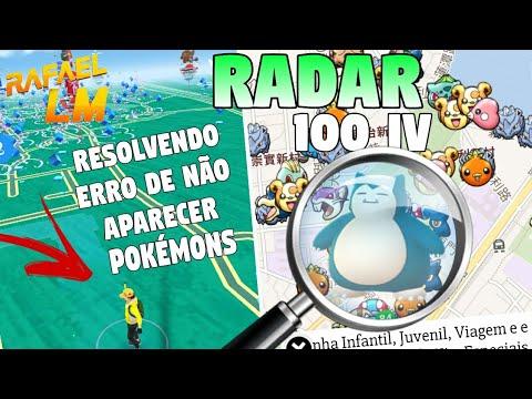 Fly Gps Pokémon Go Resolvendo Erro Não Aparecer Os Pokémons No Mapa - Melhor Radar Para Pegar 100 IV