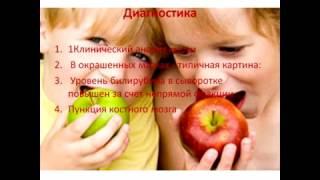 видео В12-дефицитная анемия