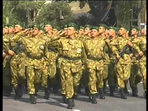 день независимости армении 21 сентября 2011 (пограничники)