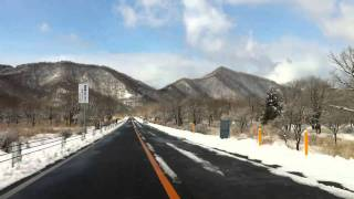 Melody Road - Mt. Haruna, Gunma Prefecture, Japan