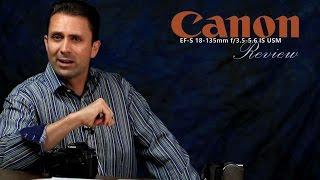 Canon EF-S 18-135mm f/3.5-5.6 IS Nano USM Review | Batman's Lens?