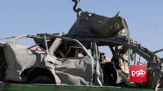 Victims Of Paktia Attack 'Still Being Identified'