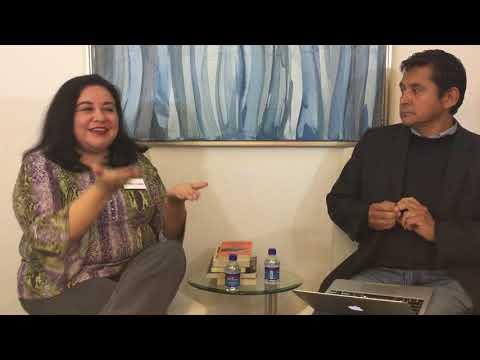 Grace Rivera-Oven and Santiago David Tavara