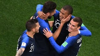Mondial-2018: la qualif' de la France au bout de la résistance