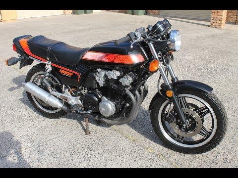 HONDA CB900 1981