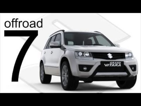 Suzuki Grand Vitara 4x4 Offroad Part 7