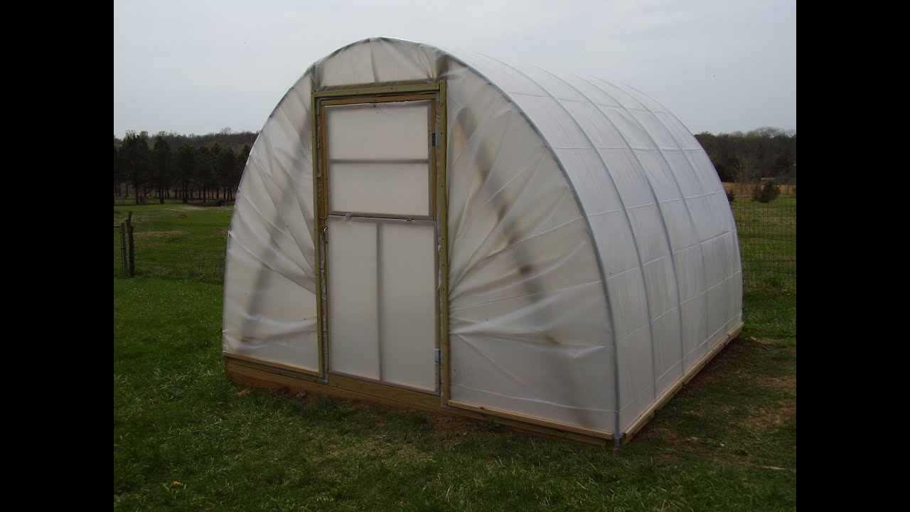 Hoop house style greenhouses home design and style for Greenhouse styles