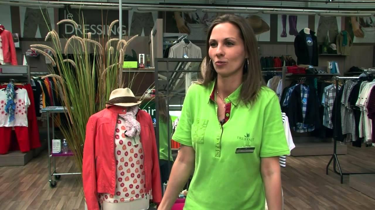 Conseiller en vente jardinerie truffaut tv youtube for Animalerie truffaut