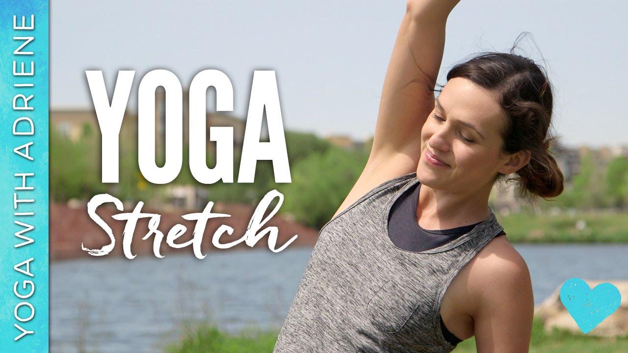 Download Yoga Stretch - Yoga With Adriene