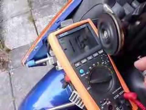 Solar Trickle Charge 12v Socket Mod for Scooter/Motorcycle