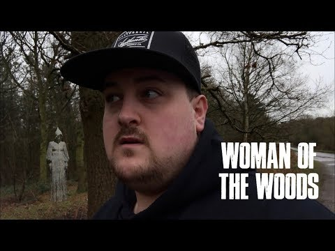 WOMAN OF THE WOODS!