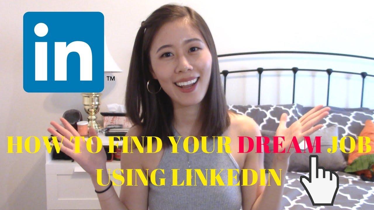 如何用LinkedIn找工作/親測有效/不推薦獵頭?|How to Find Your Dream Job Using LinkedIn? - YouTube