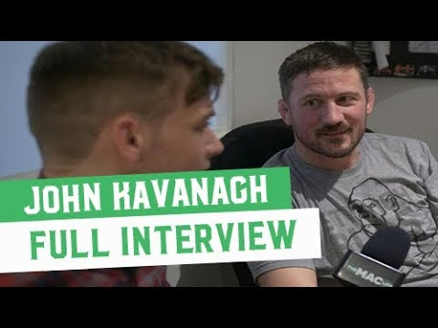 John Kavanagh talks Mayweather, Khabib/Ferguson, Diaz and mo