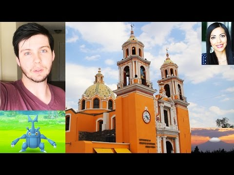 Pokemon HERACROSS in MEXICO + AWESOME Sights!