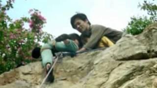 2010年日産セレナCM「岩のぼり編」歌:サンボマスター