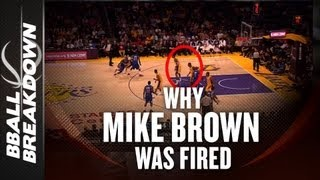 NBA 2012-13: Why the Lakers Fired Mike Brown