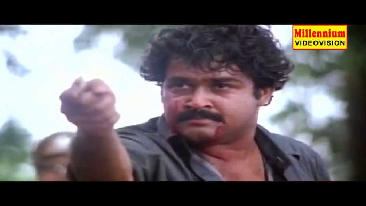 Kireedam Malayalam Movie Scenes Climax Scene