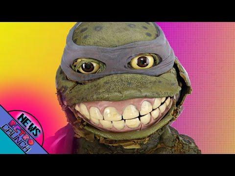 Rotting Leonardo Movie Suit From TMNT III For Sale
