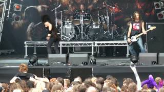 Death Angel - Claws in so Deep - Bloodstock 2013