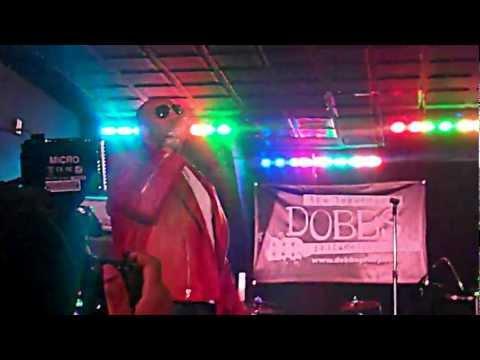 Dice Raw LIVE @ The Legendary Dobbs in Philadelphia PA 4.3.12