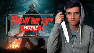 ПЯТНИЦА 13 Mobile • НЕВЕРОЯТНАЯ ЖЕСТОКОСТЬ! Friday the 13th: Killer Puzzle