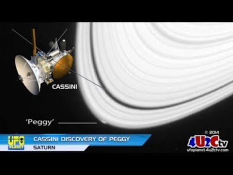 Peggy, Saturn's new moon