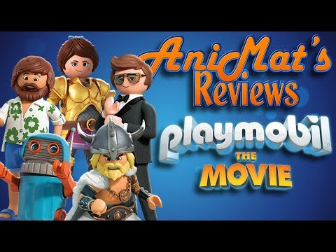 Playmobil: The Movie – AniMat's Reviews