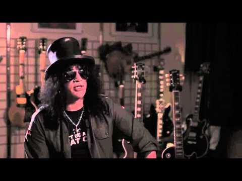 Slash on working with Myles Kennedy