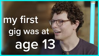 Simon Amstell On Being A Child Stand Up Full Disclosure