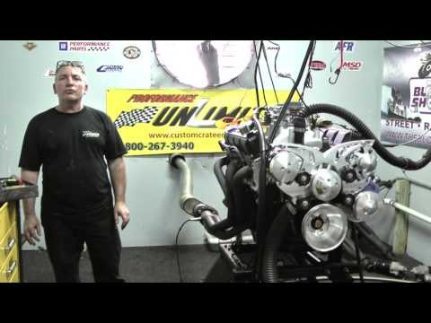 318 Dodge Challenger Crate Engine - YouTube