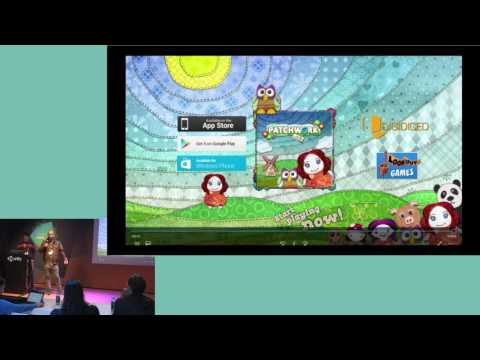 Unite Europe 2016 - Pitch your game to Microsoft at Unite Europe