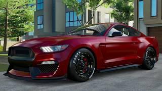 Forza Horizon 3| 1,000Hp 2016 SHELBY GT350R [Street Monster]