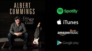 Albert Cummings - Live at the '62 Center - Lonely Bed (Live Video)