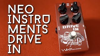 Neo Instruments DRIVE IN - In depth Review