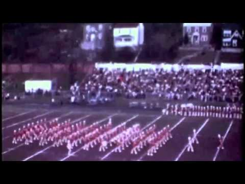 1962 Parkersburg High School Big Red Band