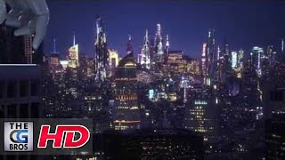"CGI 3D/VFX Breakdown: ""Bring Life Forward"" - by Roof Studio"