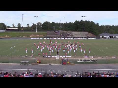 West Blocton High School (AL) (10/21/2017)
