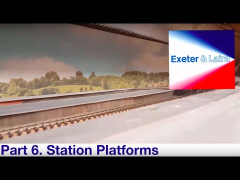 Exeter & Laira. Part 6. Station Platforms.