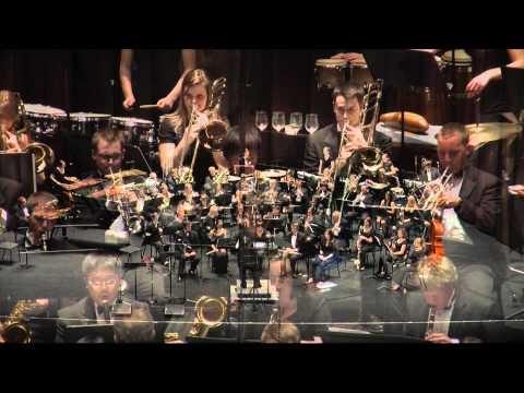 UNC Wind Ensemble - Danzon No. 2 (Marquez)