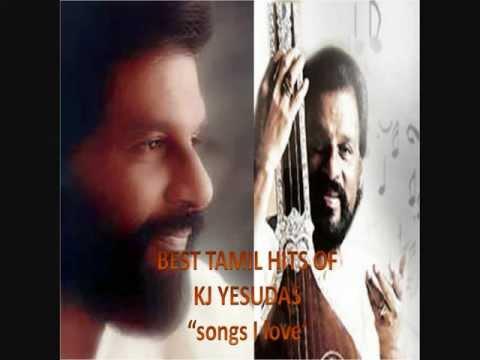 KJ Yesudas - Unnai Naan Parkaiyil (tamil solo)