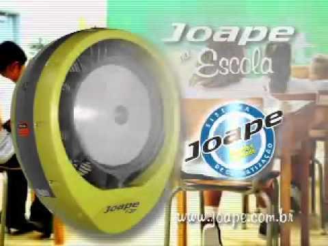 Climatizador Evaporativo Joape