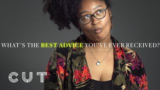 What's the best advice you've ever received? | Keep It 100: Black in America | Cut