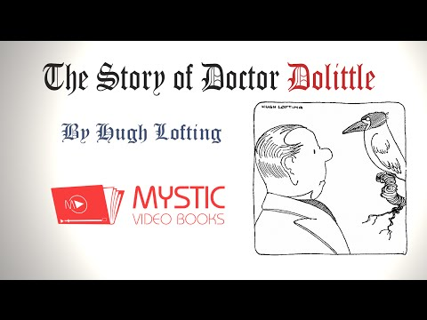 The Story of Doctor Dolittle Video / Audiobook By Hugh Lofting