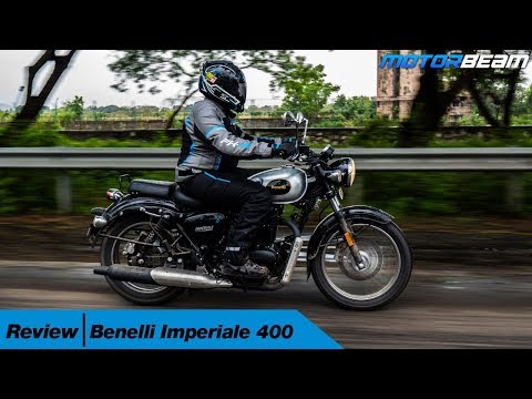 Benelli Imperiale 400 Review - Better Than Classic 350! | MotorBeam