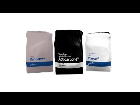 Calgon Carbon Debuts New Products