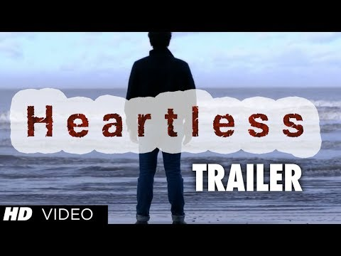 Heartless Movie Official Theatrical Trailer   Adhyayan Suman, Ariana Ayam