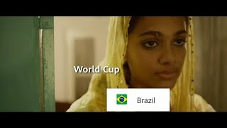 Brazil malayalam stauts video   fifa world cup   parava movie mix   Neymar